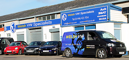 Keep your warranty intact - servicing for all VW Group cars