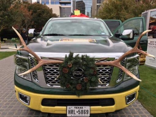 Christmas Car Decorations.Reindeer Antlers On Your Car You Re Not Trying Hard Enough